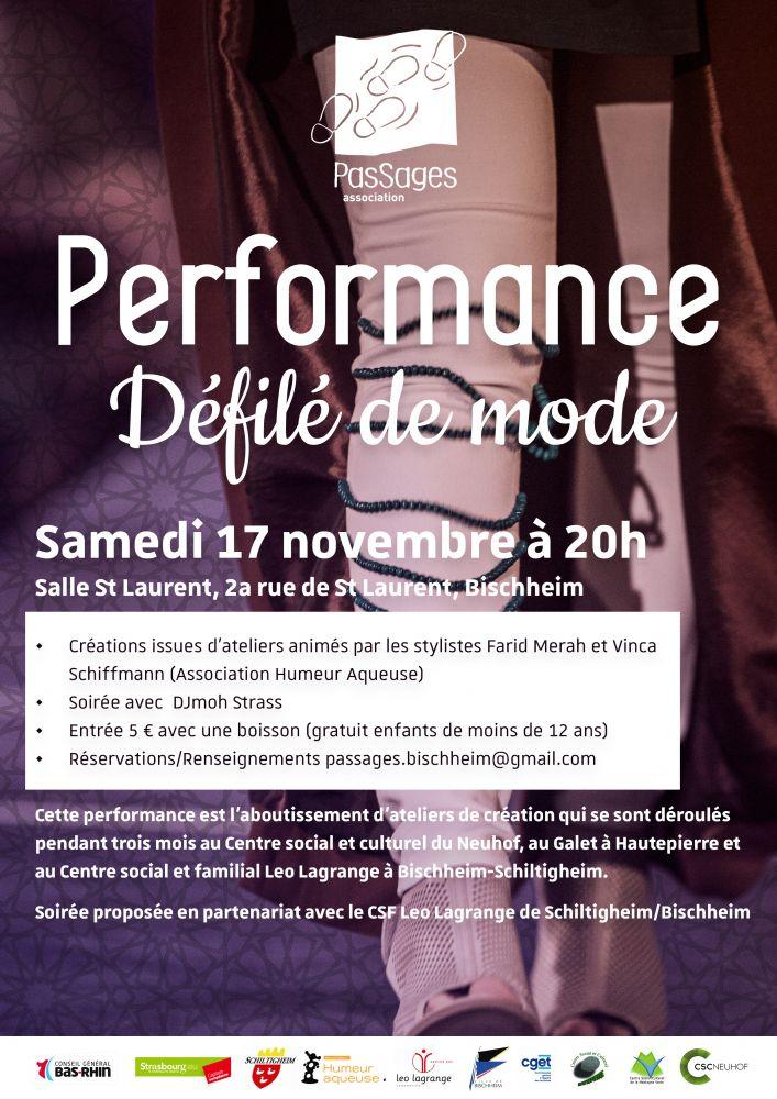 Défilé St Laurent - novembre 2018